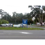 photo of Beaconsfield Recreation Reserve signage