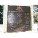 photo of Narre Warren North War Memorial WW2 plaque