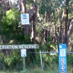 photo of EA Owen Conservation Reserve