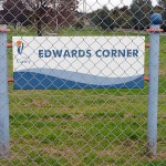 image of Edwards Corner signage