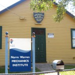 Narre Warren Mechanics Institute Hall
