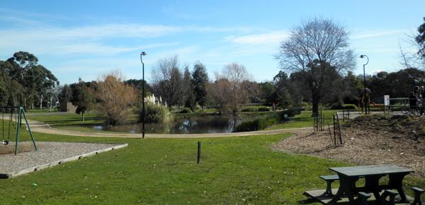 Buchanan park