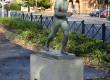 Spyridon Louis Statue
