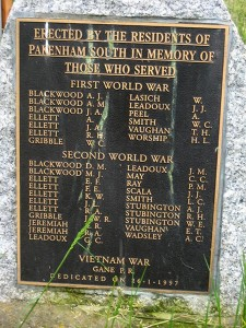 Pakenham-South-War-Memorial-plaque-detail