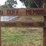 John Duff Memorial Fire Brigade Training Track